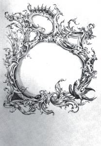 Ornements et décor, du modèle à l'objet, janvier-avril 2013, INHA, Paris