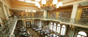 The National Art Library, London